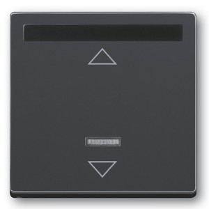 ИК-приемник для 6953 U, 6411 U, 6411 U/S, 6550 U-10x, 6402 U ABB антрацит (6066-81)