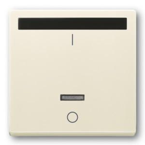 ИК-приемник для 6401 U-10x, 6402 U ABB savanne, слоновая кость (6067-82) (бежевый)