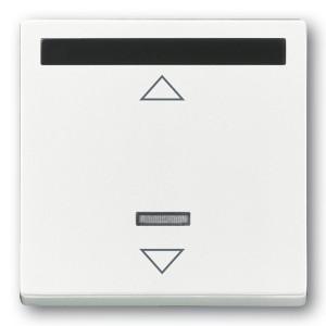 ИК-приемник для 6953 U, 6411 U, 6411 U/S, 6550 U-10x, 6402 U ABB davos, белый (6066-84)