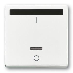 ИК-приемник для 6401 U-10x, 6402 U ABB davos, белый (6067-84)