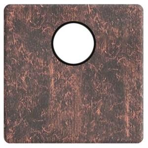 Накладка TV розетки с 1-м разъемом Fede Rustic copper черный