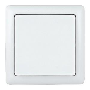 Выключатель Schneider Electric ХИТ 6А 250В о/у белый