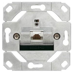 Розетка компьютерная  6 кат., одинарная Gira механизм