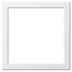 Монтажная рамка для акустических,usb,hdmi розеток System 55+E22 Gira белый глянцевый