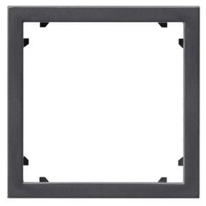 Промежуточная рамка для приборов с накладкой 45*45 мм (Alcatel) Gira антрацит