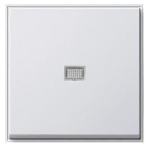 Клавиша 1-ая с подсветкой для выключателей и кнопок TX_44 Gira белый