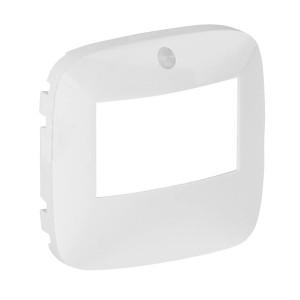 Valena ALLURE.Лицевая панель датчика движения,без ручного управления.Белая