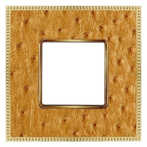 Рамка 1-ная Fede Belle Epoque Tapestry, alienagold-bright gold