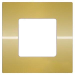 Вставка декоративная 1-ная Fede Belle Epoque , bright gold