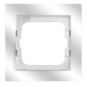 Рамка 1-постовая ABB Axcent, белый (1721-284)