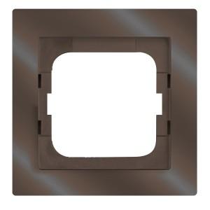 Рамка 1-постовая ABB Axcent, entree-серый (1721-291-500)