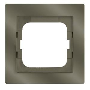 Рамка 1-постовая ABB Axcent, maison-бежевый (1721-299-500)