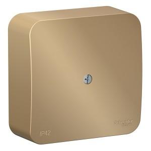 Коробка распределительная Blanca Schneider Electric IP42 титан
