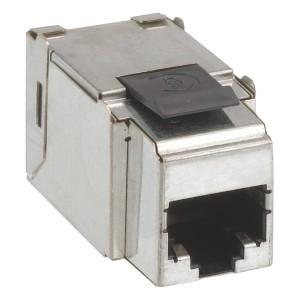Коннектор RJ45 категория 6 FTP экранированный, Simon Connect