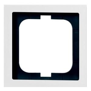 Рамка ABB Solo 1 пост белый (1721-84-500)