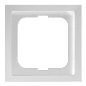 Рамка ABB Future Linear 1 пост белый (1721-184K-500)