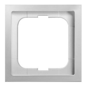 Рамка ABB Future Linear 1 пост белый бархат (1721-884K-500)