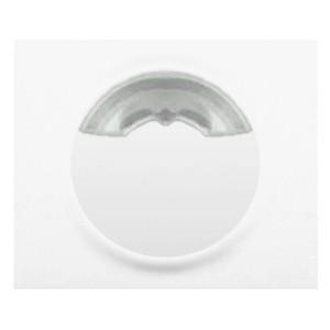 Лицевая панель - Galea Life - для электронного комнатного термостата Кат. № 7 758 68 - White