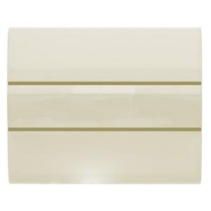Лицевая панель - Galea Life - для выключателя с ключом-картой - Pearl