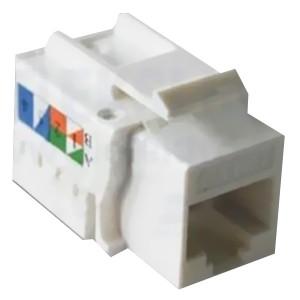 Коннектор компьютерной розетки RJ45 АВВ категория 5е  неэкранированный (0211/11-507)