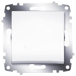 Выключатель ABB Cosmo белый