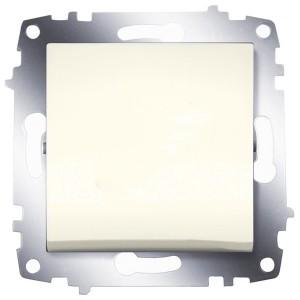 Выключатель ABB Cosmo кремовый