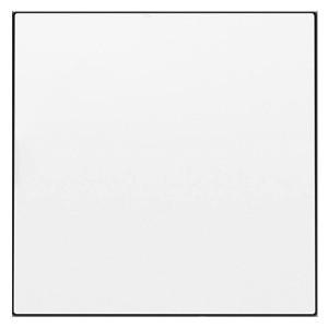 Заглушка с суппортом ABB Sky, альпийский белый (8500 BL)