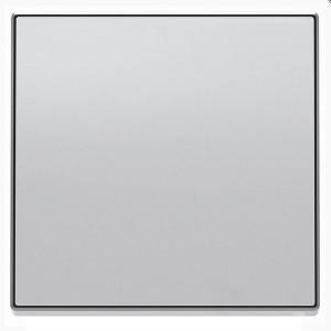 Заглушка с суппортом ABB Sky, серебристый алюминий (8500 PL)