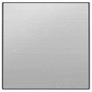 Заглушка с суппортом ABB Sky, нержавеющая сталь (8500 AI)