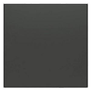 Заглушка с суппортом ABB Sky, чёрный бархат (8500 NS)