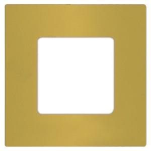 Вставка декоративная 1-ная Fede Belle Epoque, matt gold