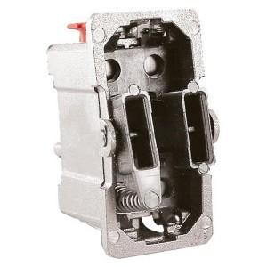 Выключатель кнопочный 1 модуль Fede механизм