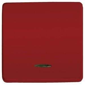 Клавиша широкая с подсветкой Marco Fede  Red Wine