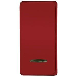 Клавиша узкая с подсветкой Marco Fede Red Wine