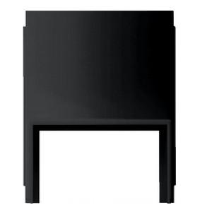 Адаптер для кабельного ввода 1-местн. для канала 20x30мм Gira Studio Черный глянцевый