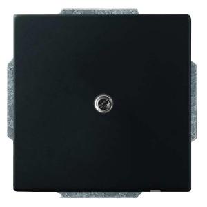 Вывод кабельный ABB future черный бархат (1749-885)