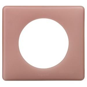 Рамка Legrand Celiane 1 пост перкаль розе