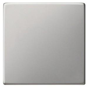 Клавиша 1-ая для выключателей и кнопок System 55 Gira Нержавеющая сталь