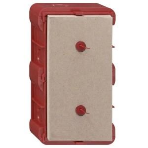 Коробка Gira для монтажа рамок серий E2 и E22 в кирпичные стены заподлицо 2-местная
