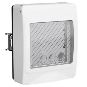 Рамка для монтажа в стену Avanti, IP55, Белое облако, 2 модуля