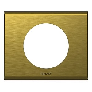 Рамка Legrand Celiane 1 пост золото