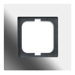 Рамка ABB Carat 1 пост глянцевый хром (1721-826-101)