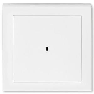 Накладка ABB Levit для выключателя карточного белый / ледяной (3559H-A00700 01)