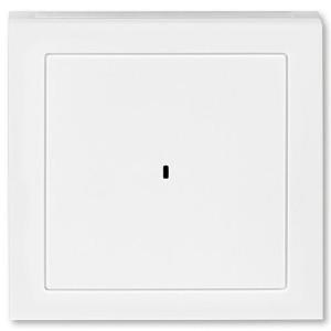 Накладка ABB Levit для выключателя карточного белый / белый (3559H-A00700 03)