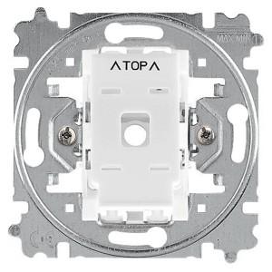 Механизм выключателя карточного  ABB Levit (3559-A92445)