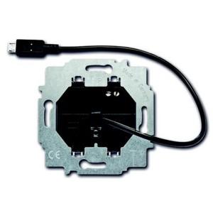 Устройство зарядное micro USB-кабель 1400 мА электронная защита от перегрузки и КЗ ABB (6474 U-500)