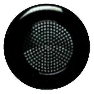Решётка для громкоговорителя 2 (арт.9329) круглая Zenit черный (9399.4 NG)