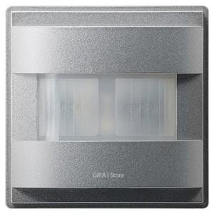 Накладка датчика движения Standard System3000 установкa до 1,1м TX_44 Gira алюминий