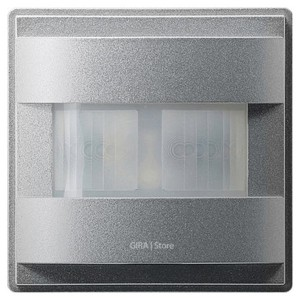 Накладка датчика движения Komfort System3000 установкa до 1,1м TX_44 Gira алюминий
