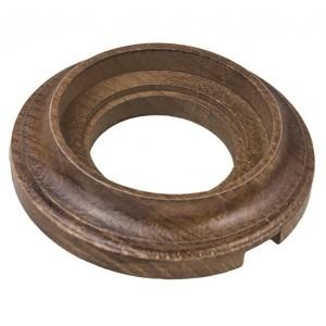 Рамка 1-я под диаметр бревна 200мм Bironi Лизетта, дерево цвет старое дерево